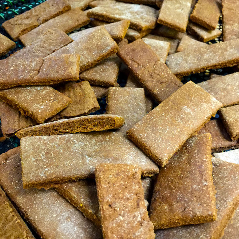 Dog Gone Healthy - Ginger Cookies for Dogs