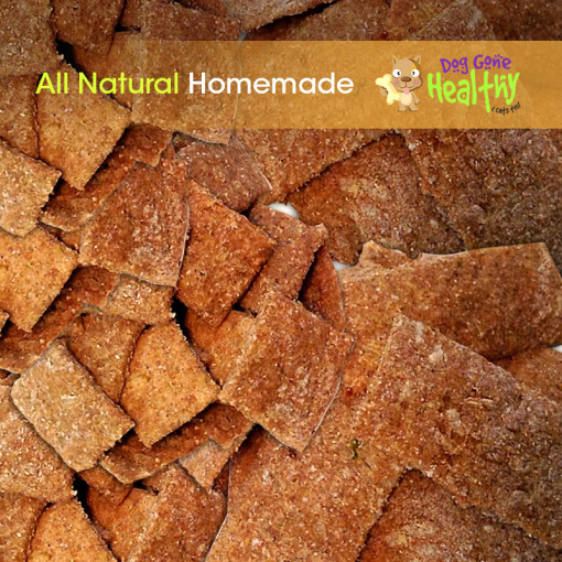 Dog Gone Healthy - All Natural, Homemade Dog Biscuits