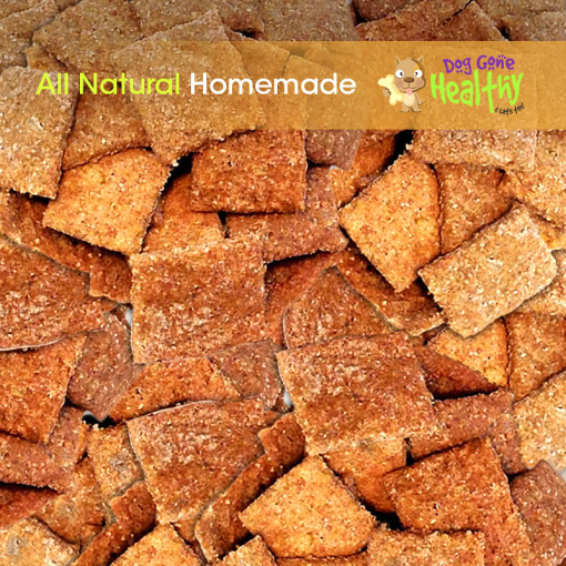 Dog Gone Healthy - Small All Natural, Homemade Dog Biscuits