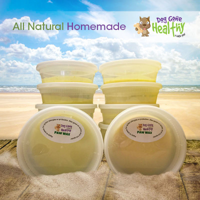 Dog Gone Healthy - All Natural Paw Wax for Dogs