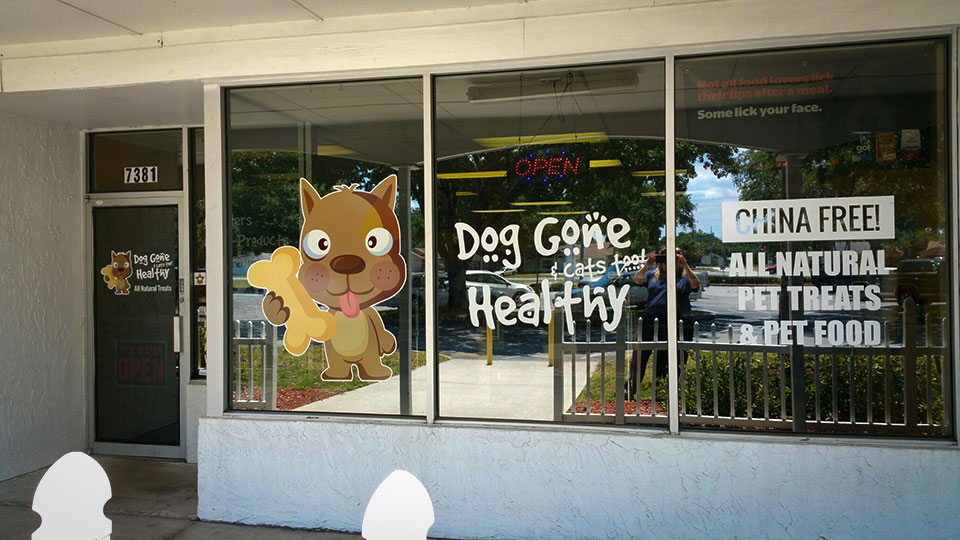 Dog Gone Healthy - 7381 Spring Hill Dr. Spring Hill, FL 34606