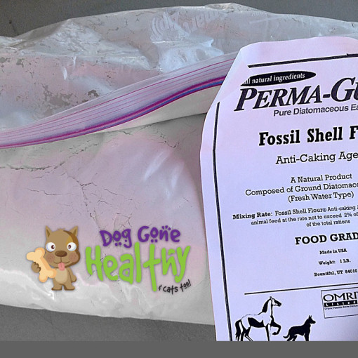 Diatomaceous Earth - Dog Gone Healthy