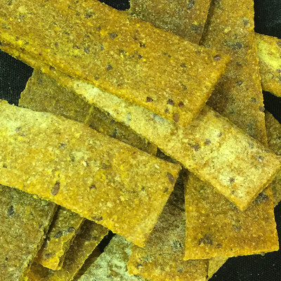 Golden Life Dog Biscuits Made with Turmeric - Dog Gone Healthy